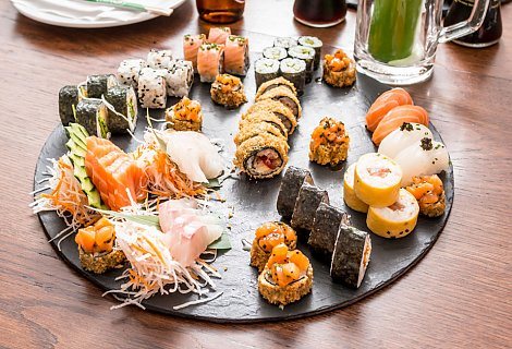Sushi Food Event