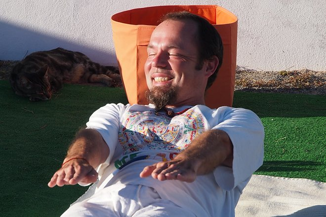 Michal - our masseur