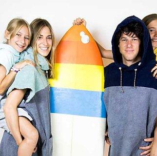 Meet: Aponcho - Customized Surfwear