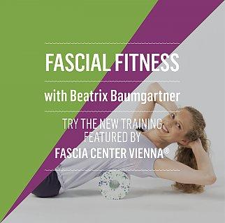 FASCIAL FITNESS Training with Beatrix Baumgartner