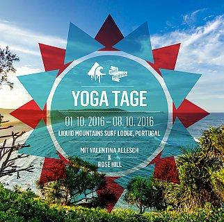 Liquid Mountains Yogatage von 01. bis 08. Oktober 2016